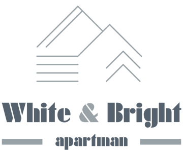 White & Bright Apartman